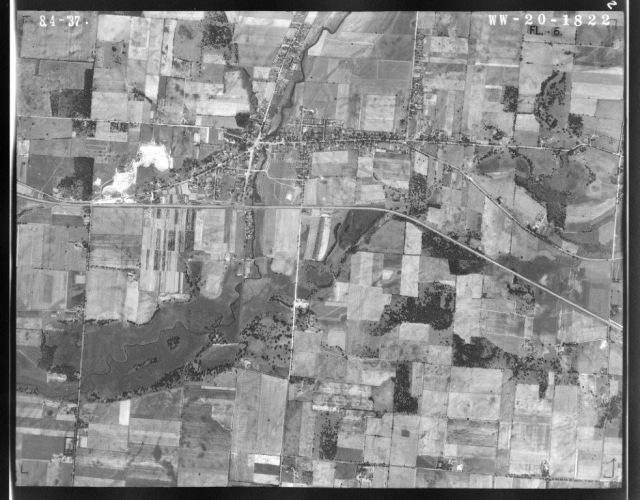 The Village of Hartland 1937