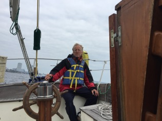 Last sail with Scott